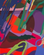 KAWS METICULOUS, 2018 Painting