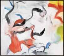 Willem De Kooning  Untitled XXV, 1982