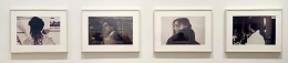 Richard Prince, Untitled (Two women, two men, in three-quarter profile) , 1980