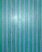 Sherrie Levine  Untitled (Thin Stripes #4)  1986