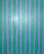 Sherrie Levine  Untitled (Thin Stripes #4)  1986