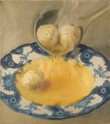 Vija Celmins Soup, 1964