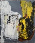 Georg Baselitz  Kopf in der Sonne  1982  oil on canvas