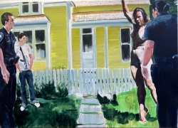 Eric Fischl  My Old Neighborhood: Private Property