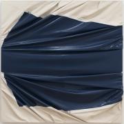 Steven Parrino Untitled Blue
