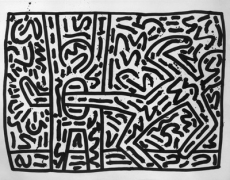 Keith Haring, Untitled,