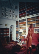 Laurie Simmons, Red Library, 1983