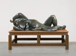 Thomas Schütte  Bronzefrau Nr. 1, 1999-2000