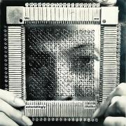 Barbara Kruger, Untitled (We are astonishingly lifelike), 1985