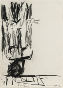 Georg Baselitz Untitled (The Last Self-Portrait I)
