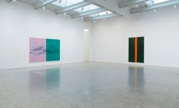 Installation View Group Show Chelsea
