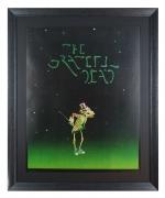 Grateful Dead Movie Poster 1977 by Gary Gutierrez