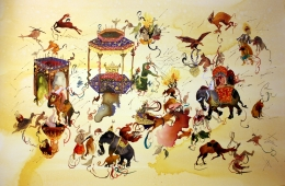 Shiva Ahmadi, Hocus pocus