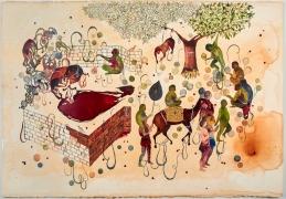 Shiva Ahmadi, Hanging Monkey