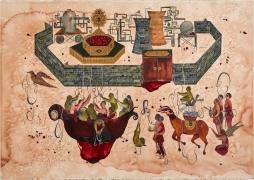 Shiva Ahmadi, The Wall