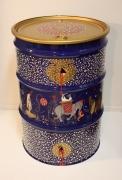 Shiva Ahmadi, Oil Barrel