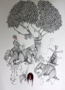 Shiva Ahmadi, Drawing