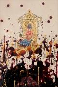 Shiva Ahmadi, Throne