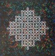 Shanthi Chandrasekar, Kolam - Universe