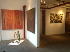 Azadeh Ghotbi and Virginia Truchot @ S Artspace NYC