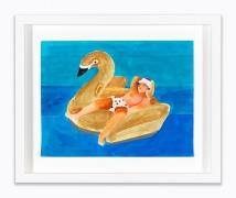 DERRICK ADAMS, Petite Floater 29, 2020