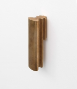 Richard Rezac. Limb (Section), 2020. Cast Bronze. Overall Dimensions: 10.75 x 2.75 x 3.25 inches.
