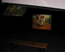 Stefan's Room, 2004.Five screen video installation, variable dimensions,Edition 2 of 5.