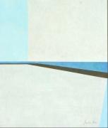 Wassef Boutros-Ghali.Untitled,2009. Acrylic on canvas, 46 x 38 inches.