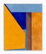 Untitled,2002, Acrylic on canvas
