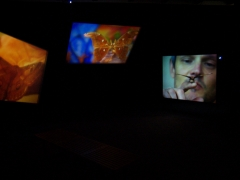 Stefan's Room, 2004. Five screen video installation, variable dimensions, Edition 2 of 5.