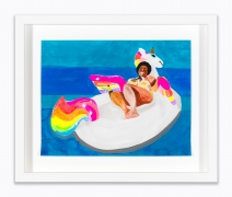 DERRICK ADAMS,Petite Floater 28, 2020