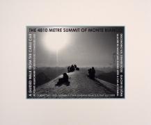 Monte Bianco, 2009. Archival inkjet print, 17.75 x 21 inches.