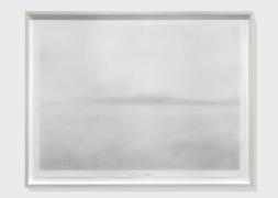 Spencer Finch - Fog Penobscot Bay