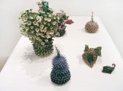 Installation view at Rhona Hoffman Gallery/Chris Garofalo/Speculative Zoogeny/2006