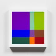 SPENCER FINCH, Color Test (9), 2019