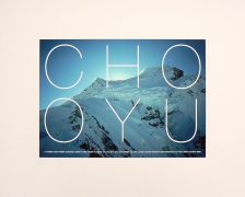 Cho Oyu. Tibet, 2000, 2000. Photograph, 19 3/4 x 24 1/2 inches.