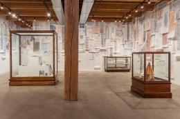 Installation view: The Flesh Is Yours, The Bones Are Ours, Rhona Hoffman Gallery,May 19 – August 13, 2016.