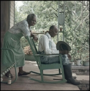 Untitled, Mobile, Alabama, 1956, 1956. Archival pigment print, 34 x 34 inches, Edition 6 of 7.