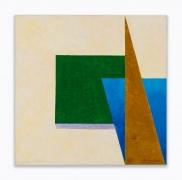 Untitled,1998, Acrylic on canvas