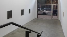 Installation view at Rhona Hoffman Gallery/David Schutter/Night Work/2017