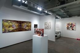 Cris Worley Fine Arts at the 2015Dallas Art Fair: Booth F17B