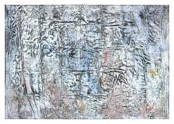 Anna Elise Johnson, Earthworks (Hwy 90), 2021