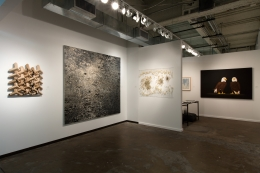 Cris Worley Fine Arts at the 2016 Dallas Art Fair: Booth F17B