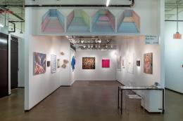 Cris Worley Fine Arts at the 2019 Dallas Art Fair: Booth F17B
