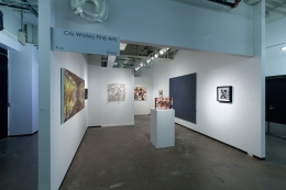Cris Worley Fine Arts at the 2015 Dallas Art Fair: Booth F17B