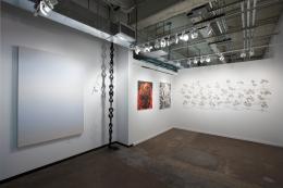 Cris Worley Fine Arts at the 2018Dallas Art Fair: Booth F17B