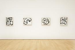 Al Held: Black and White 1967