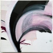 On Edge, 2021, Oil on canvas