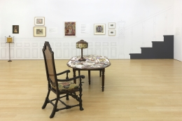 Loretta Howard Gallery John Ashberry