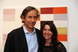 Roberto Caracciolo with Loretta Howard